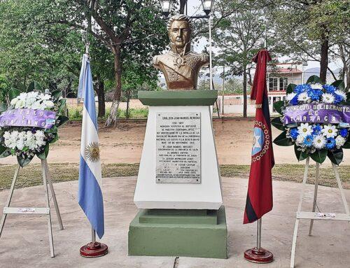 Soberanía: homenaje a 175 años de la batalla de Vuelta de Obligado