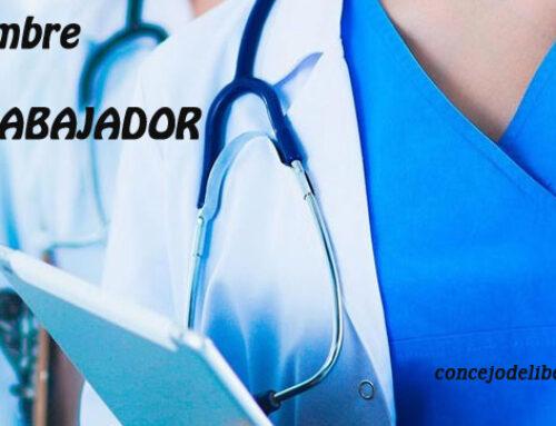 """21 de Setiembre """"DIA DEL TRABAJADOR DE LA SANIDAD"""""""