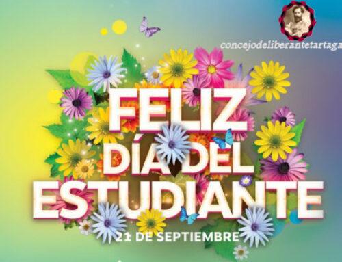 """21 de Setiembre """"DIA DEL ESTUDIANTE"""" INICIO DE LA PRIMAVERA"""