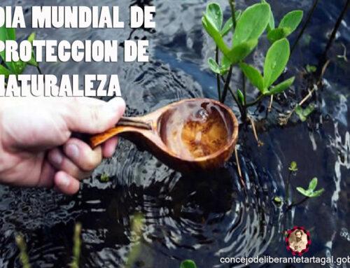 "18 de Octubre ""DIA MUNDIAL DE PROTECCION DE LA NATURALEZA"""